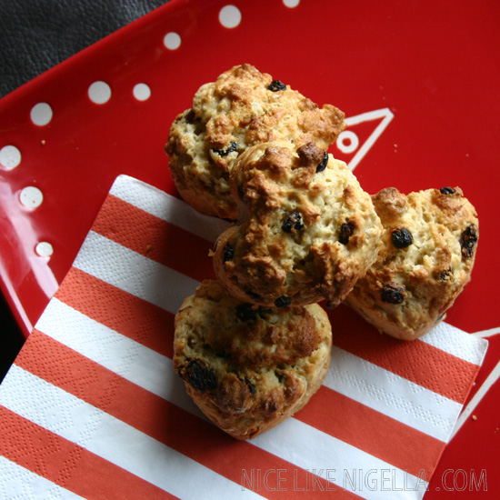 Christmas Breakfast Muffins